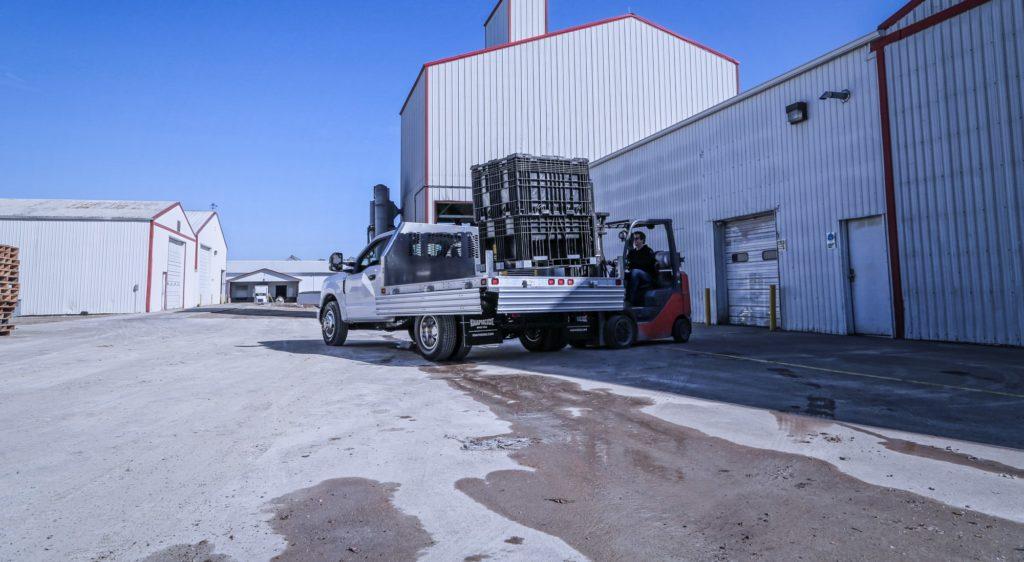 Aluminum Platform Bodies