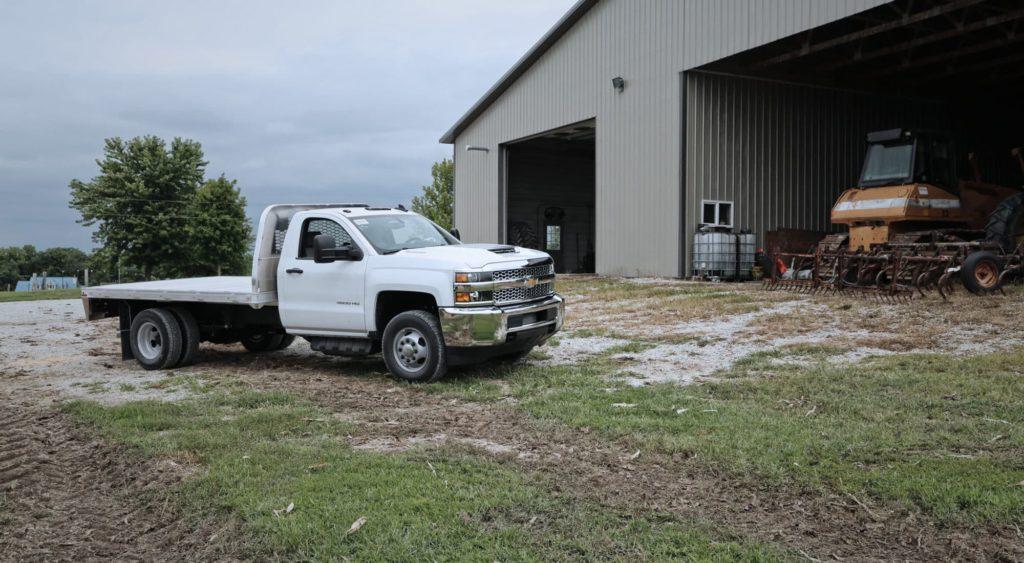 Chevrolet Aluminum PGNB