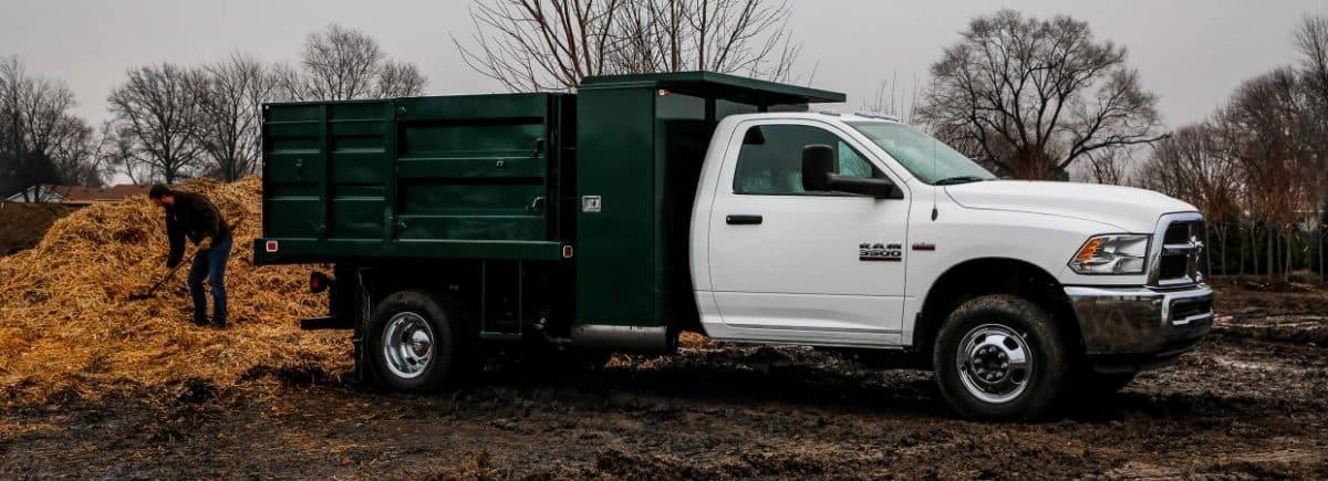 Landscaper Truck Beds