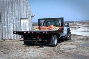 Configure your platform body truck
