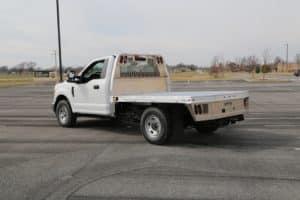 Aluminum Gooseneck PGNB Bed Ford