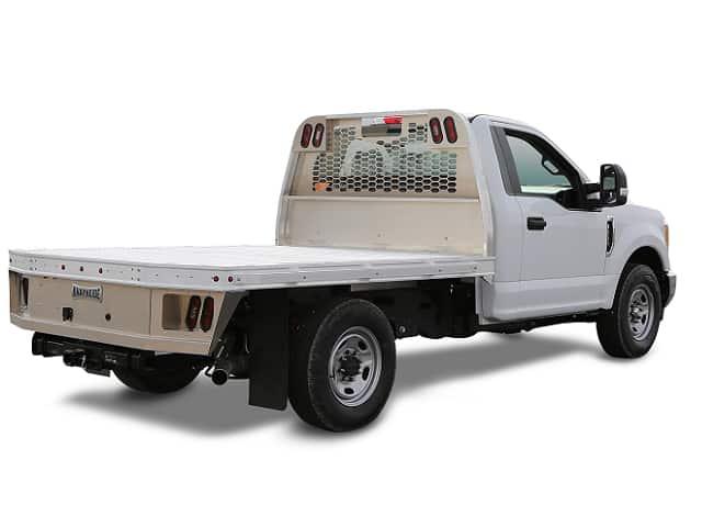 Aluminum Gooseneck Truck Beds