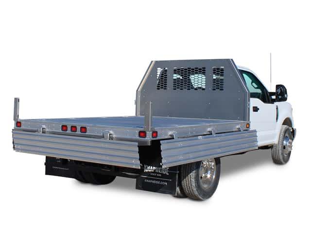 Aluminum Platform Bodies Truck Beds