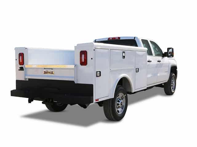 Aluminum Truck Beds