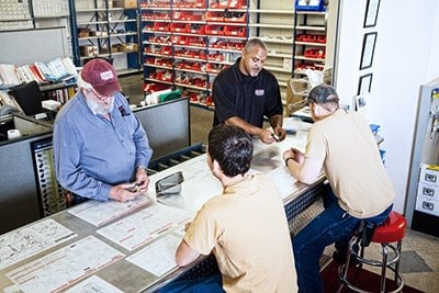 Contact Knapheide for Truck Parts & Service