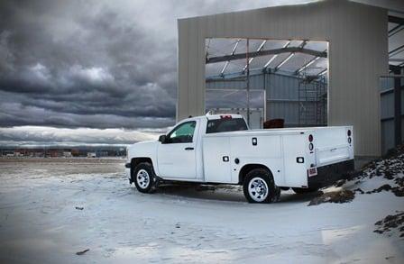Knapheide Bodies for Half-Ton Compact Trucks