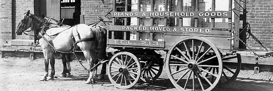 Generation 2 - Horse - Wagon - Vocational