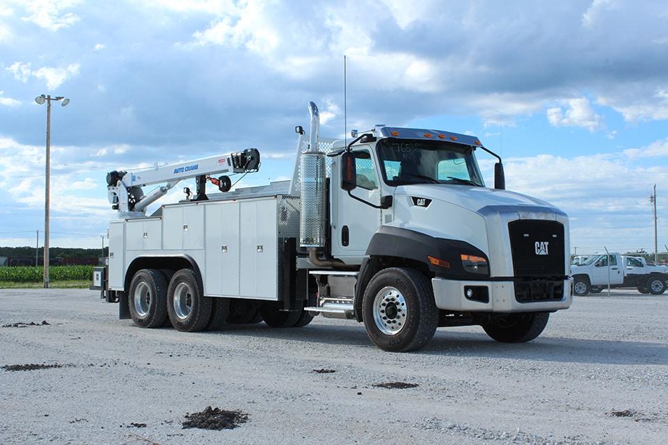 KMT3 Mechanics Truck CAT