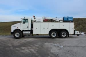 KMT3 Mechanics Truck Kenworth