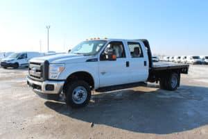 PGNB Gooseneck Body Ford
