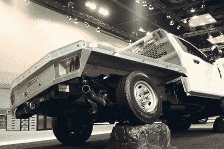 Knapheide AL-PGNB Aluminum Gooseneck Walkaround