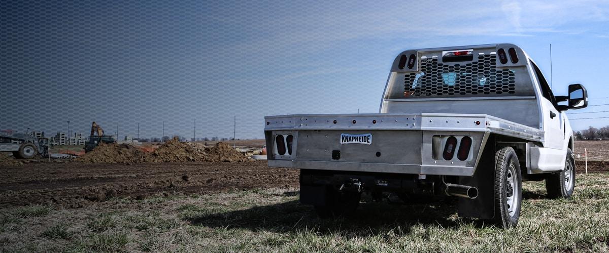 Knapheide Unveils Aluminum Gooseneck Bodies