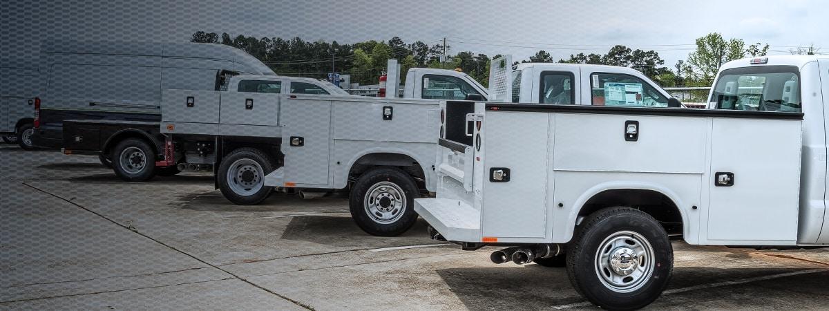 Commercial Truck Dealer Inventory