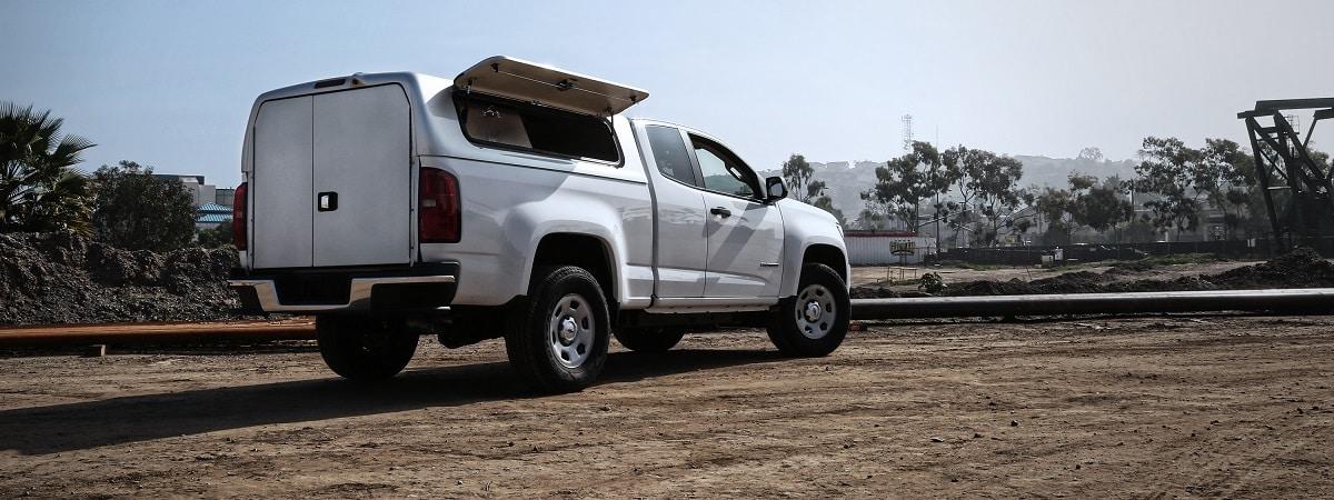 Ideal Work Truck Cap Options