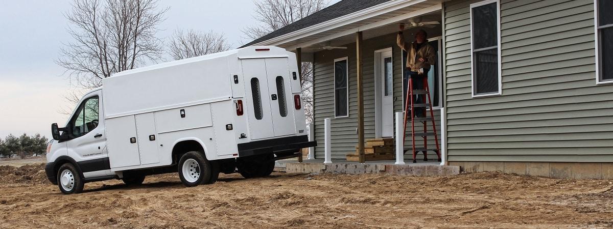 Techs Customize Work Truck