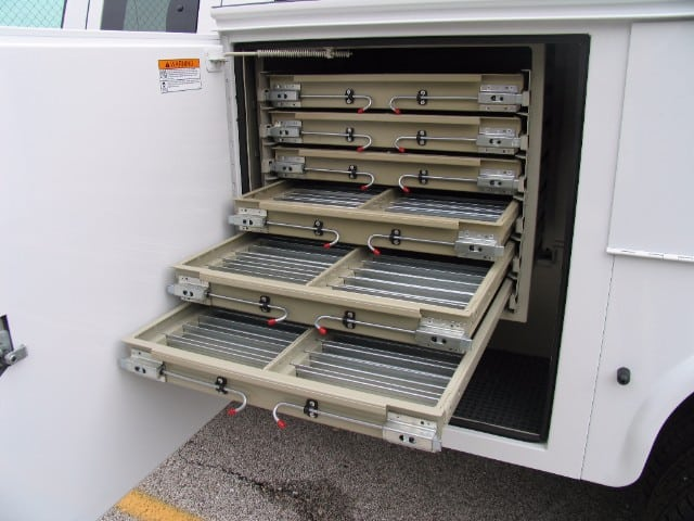 Transverse Compartment