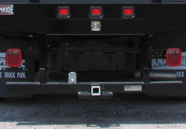 Underbody Storage Compartment