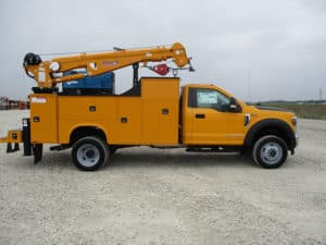 Construction Mechanics Service Truck Ford F 550 3