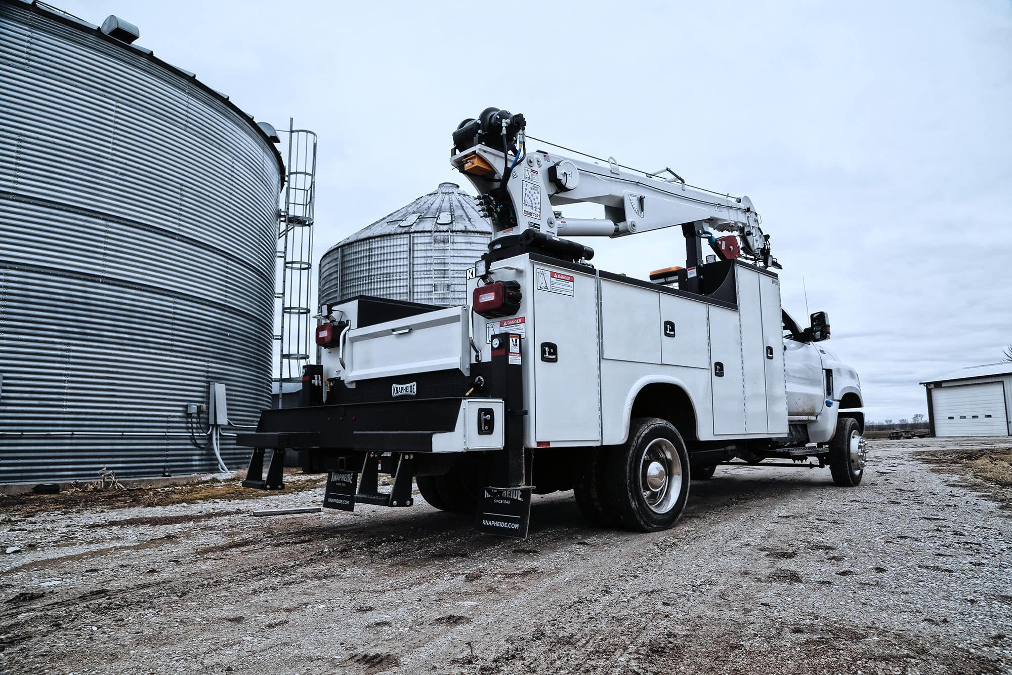 Mechanics Trucks