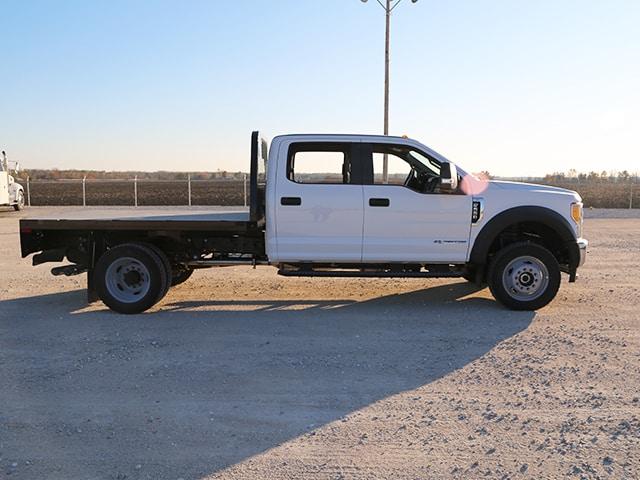 Trades Flatbed Gooseneck Body Ford (2)