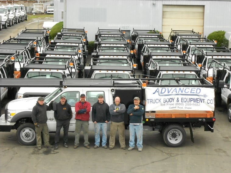 ADVANCED TRUCK BODY AND EQUIPMENT CO.