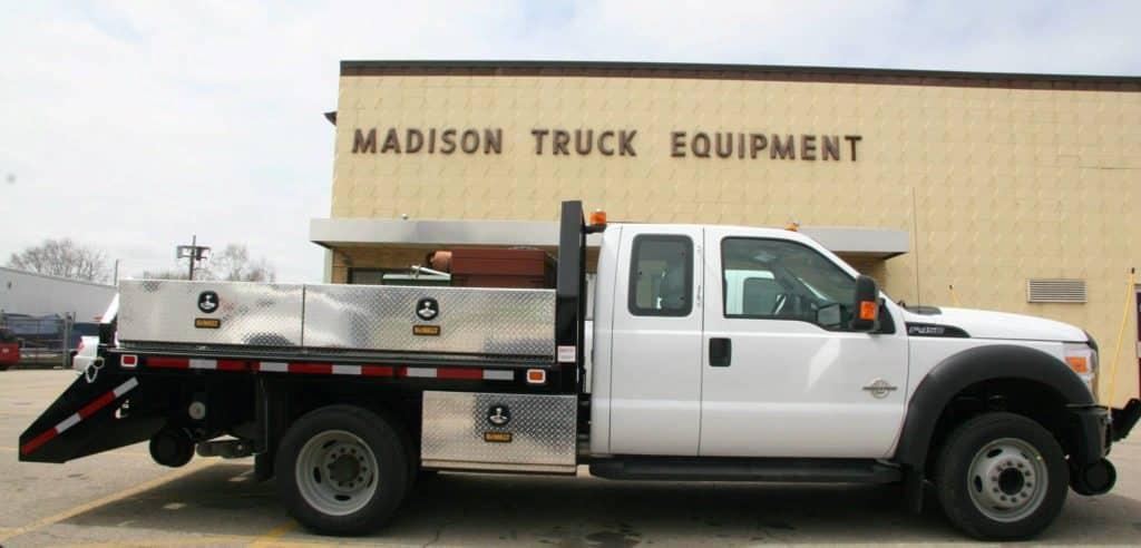 MADISON TRUCK EQUIPMENT INC.