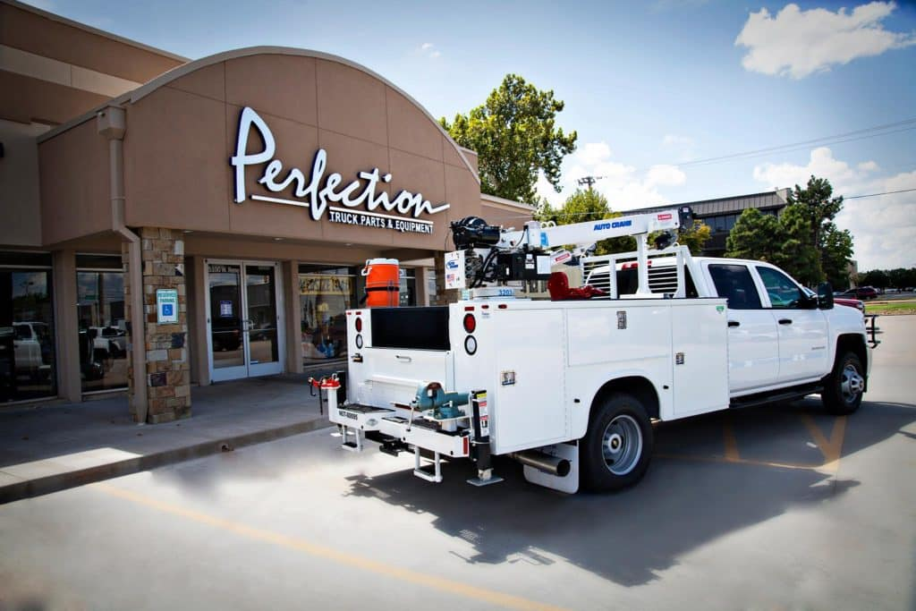 PERFECTION TRUCK PARTS AND EQUIPMENT
