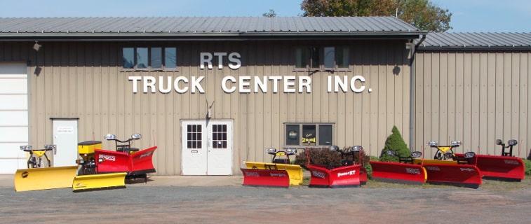RTS TRUCK CENTER, INC.
