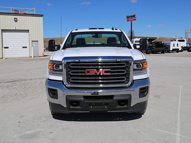 Standard Service Body on GM (GMC)