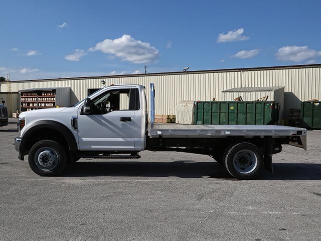 Aluminum PGNB Gooseneck Body on Ford
