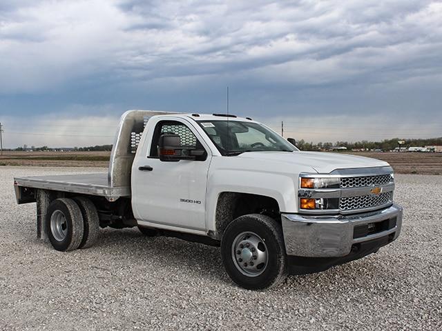 Aluminum PGNB Gooseneck Body on GM (Chevrolet)