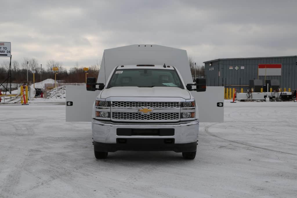 KUVcc Body on GM (Chevrolet)