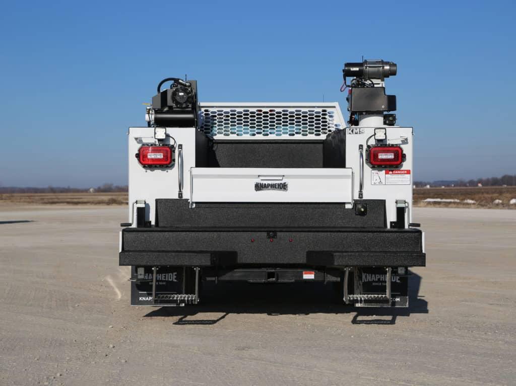 KMS 16 Mechanics Truck Body on Ford