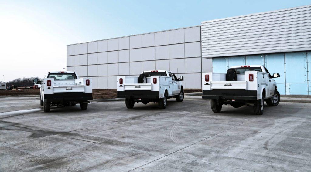 Ford, Ram, GM Aluminum UB