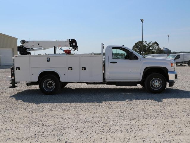 KMS16 Mechanics Truck Body on GM (GMC)