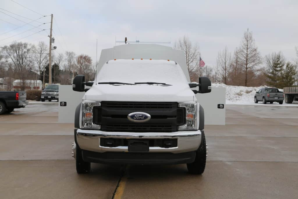 KUVcc Body on Ford