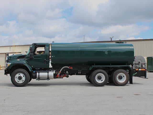 KWT4 Water Trucks Gallery on International