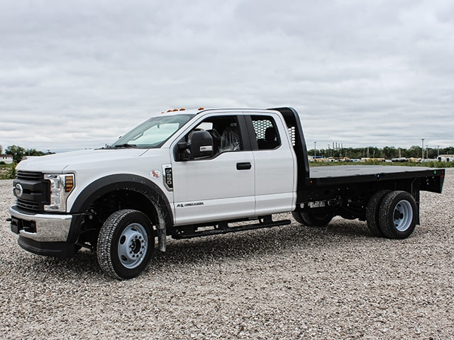 PGNB Gooseneck on a Ford F Series