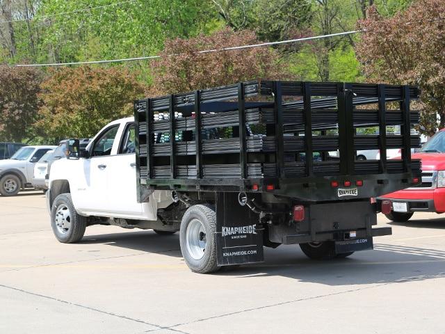 Heavy-Hauler Junior Platform Body on GM (Chevrolet)
