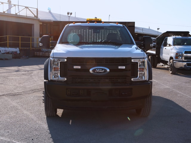 Heavy-Hauler Junior Platform Body on Ford