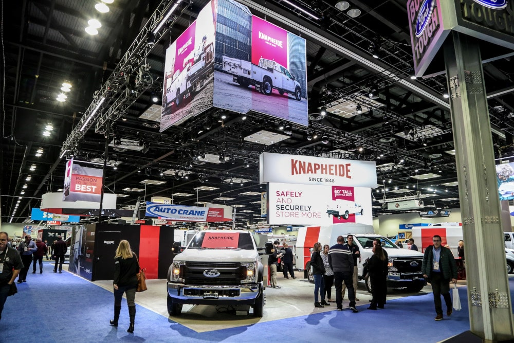 Knapheide at The Work Truck Show 2020