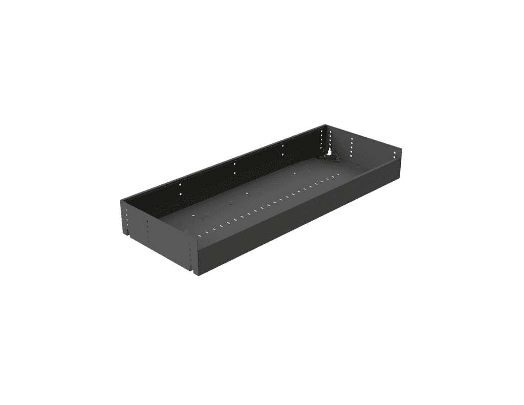 544 Shelf Tray