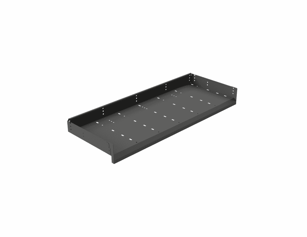 544 Upgradeable Shelf Tray