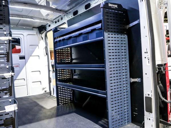 Van Equipment Mbms
