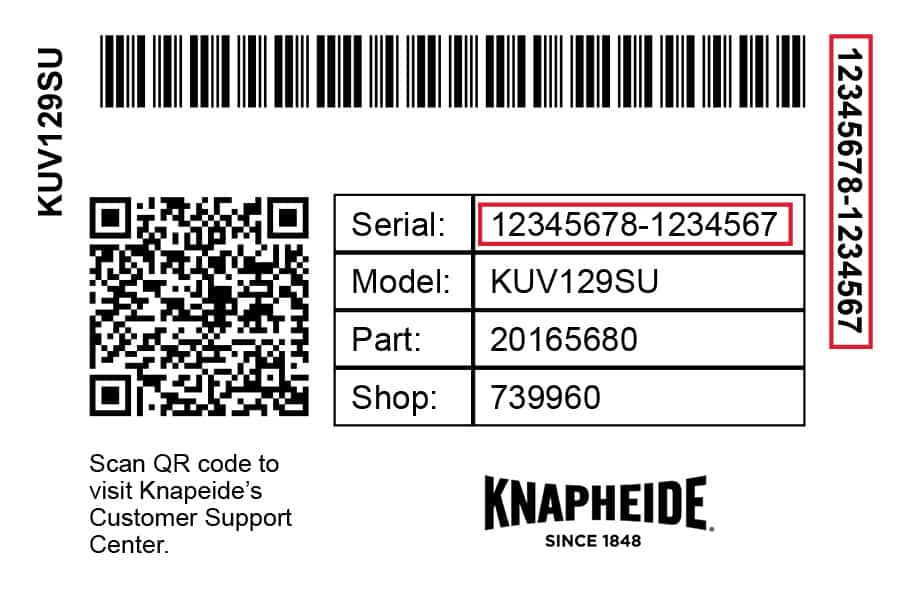Support QR Code