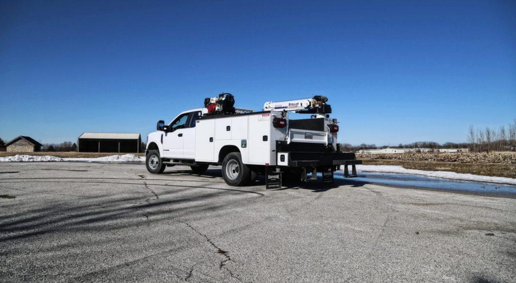 Mechanics Truck on Ford