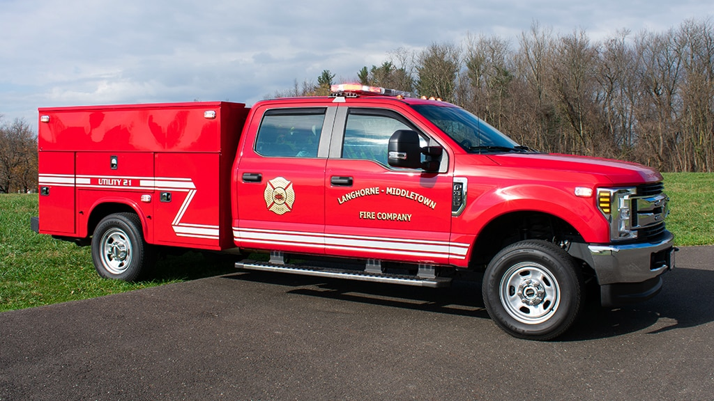 Customer Story: Langhorne-Middletown Fire Company