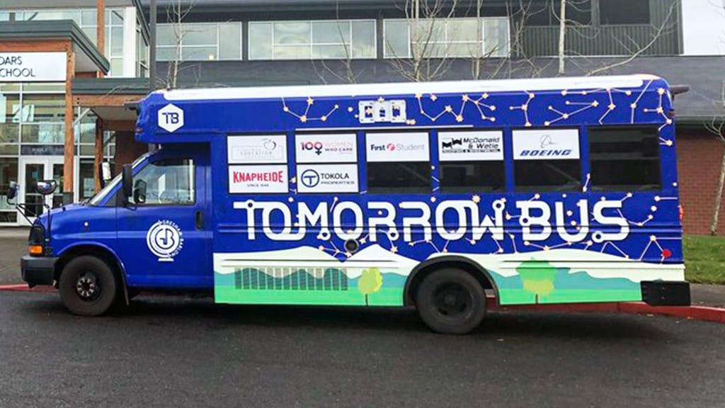 GBSD Tomorrow Bus